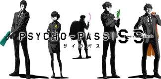 Psycho-Pass vai ter trilogia de filmes - 1º teaser trailer