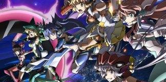 Senki Zesshou Symphogear 5 já tem título
