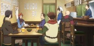 """Trailer de Isekai Izakaya """"Nobu"""""""