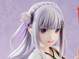Emilia pela Kadokawa