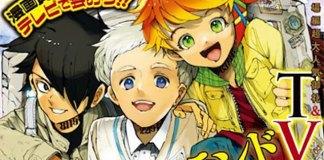The Promised Neverland vai ter série anime