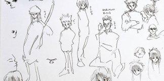 Criador de Hunter x Hunter revela design original dos personagens