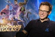 Disney despede James Gunn