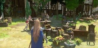 Granblue Fantasy Project Re: Link vai estar disponível em 5 línguas