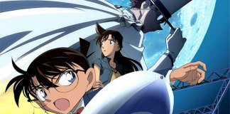Detective Conan: The Lost Ship in The Sky vai ter mangá
