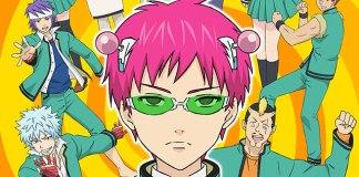 Saiki Kusuo no Psi Nan vai ter novo anime que vai adaptar final do mangá