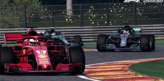 Trailer com gameplay de F1 2018