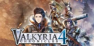 Trailer de lançamento de Valkyria Chronicles 4