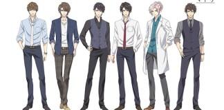 Design de personagens de Stand My Heroes