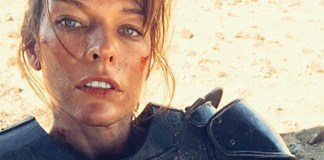 Foto de Milla Jovovich em Monster Hunter Live-action