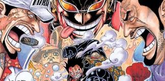 Homem preso por upload do mangá de One Piece