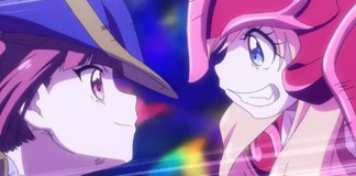 Yurine VS Jashin - Dropkick on My Devil! - Final
