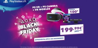 Black Friday PlayStation - PlayStation VR por apenas 199.99€