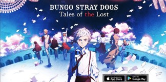 Crunchyroll lança Bungo Stray Dogs: Tales of the Lost para iOS e Android