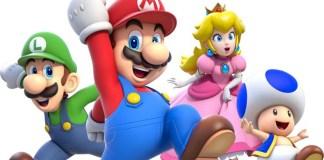 Filme animado de Super Mario Bros. em 2022