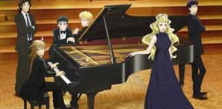 Piano no Mori 2 já tem data de estreia
