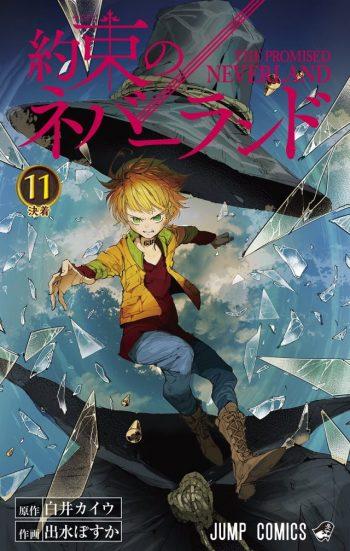 Ranking semanal de vendas – Manga – Japão – Novembro (5 – 11)