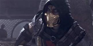 Mortal Kombat 11 em Abril