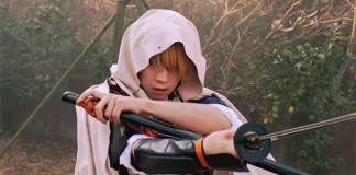 Novo trailer do filme live-action de Touken Ranbu
