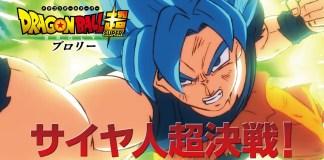 Novos trailers de Dragon Ball Super: Broly