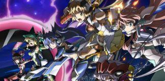 Senki Zesshou Symphogear 5 foi adiada