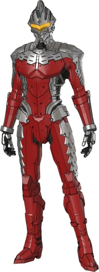 Anime Ultraman terá abertura da banda OLDCODEX