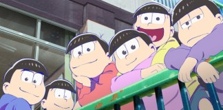 Novo trailer e imagem promocional do filme de Mr. Osomatsu