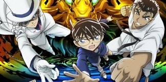 Poster de Detective Conan: Fist of Blue Sapphire