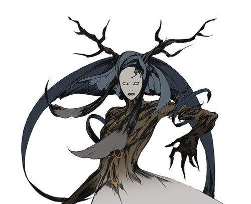Ashclad, a fada de Maria. Ele tem o poder de gerar calor extremamente alto com as suas mãos, de tal forma que qualquer coisa em que toque é reduzida a cinzas.