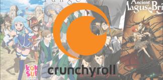 Crunchyroll anuncia a data de estreia dos novos animes dublados