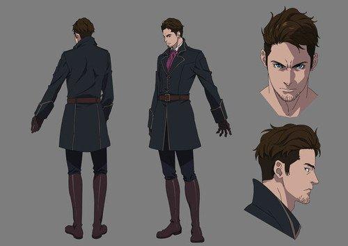 Tomoaki Maeno como Free Underbar, o comandante substituto da Unidade 1 de Dorothea. Ele incentivou Maria a juntar-se à Dorothea e trabalha com ela em muitas investigações. Durante a guerra, ele lutou como um soldado fada empunhando duas espadas.