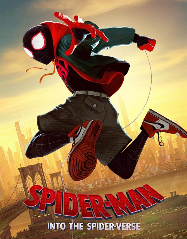 Homem-Aranha vence Mirai nos Óscares 2019