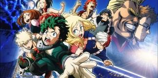 My Hero Academia: Two Heroes vai ter mangá