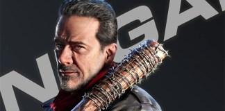 Negan em Tekken 7 no final de Fevereiro