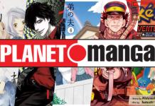 Panini revela a informação de mais cinco mangas