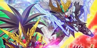 Trailer de SD Gundam World Sangoku Soketsuden