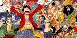 One Piece entra no Arco Reverie