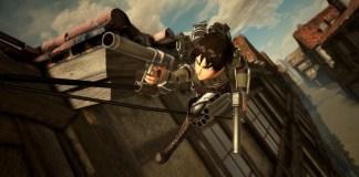 Attack on Titan 2 Final Battle - Trailer de Anúncio do Jogo revela data de lançamento para Julho