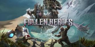Divinity: Fallen Heroes confirmado para PC, PS4, e Xbox One