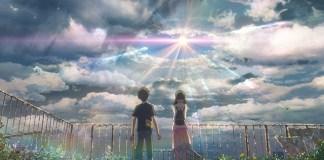 Imagens de Tenki no Ko, o novo filme de Makoto Shinkai