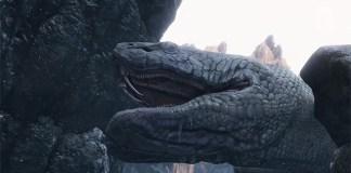 Sekiro mostra a Grande Serpente