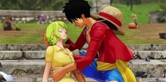 Trailer de lançamento de One Piece: World Seeker