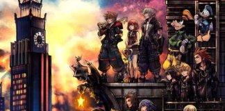 Shiro Amano vai escrever um Mangá de Kingdom Hearts 3