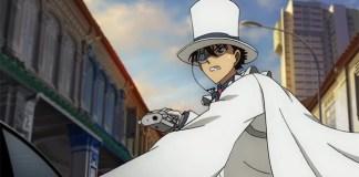 Dois novos trailers de Detective Conan: Fist of Blue Sapphire