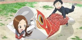 Imagem promocional de Karakai Jouzu no Takagi-san 2