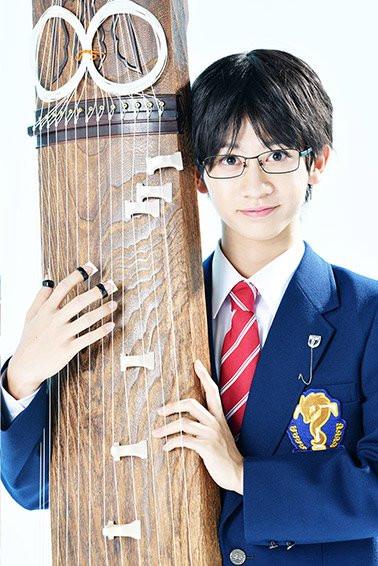 Takezo Kurata: Kazuki Furuta (Ryoma Echizen em The Prince of Tennis Musical)