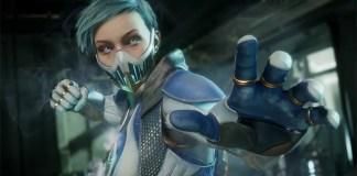 Mortal Kombat 11 mostra Frost