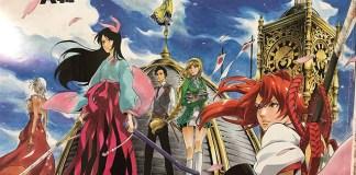Poster do novo Sakura Wars pelo criador de Bleach