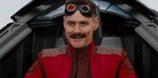 Primeira foto de Jim Carrey como Dr. Robotnik no filme live-action de Sonic