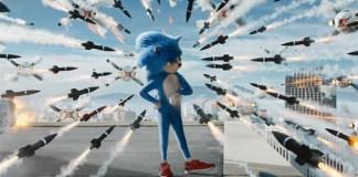 Primeiro trailer do filme live-action de Sonic